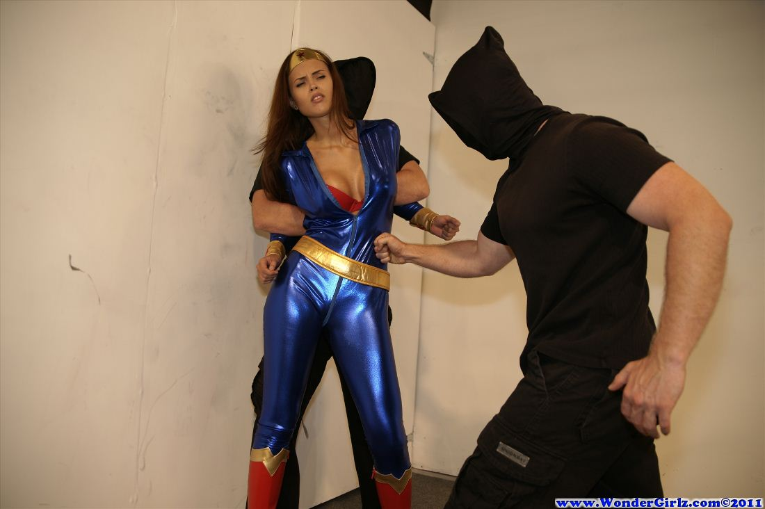 Confirm. adult theme superheroine dvd and video